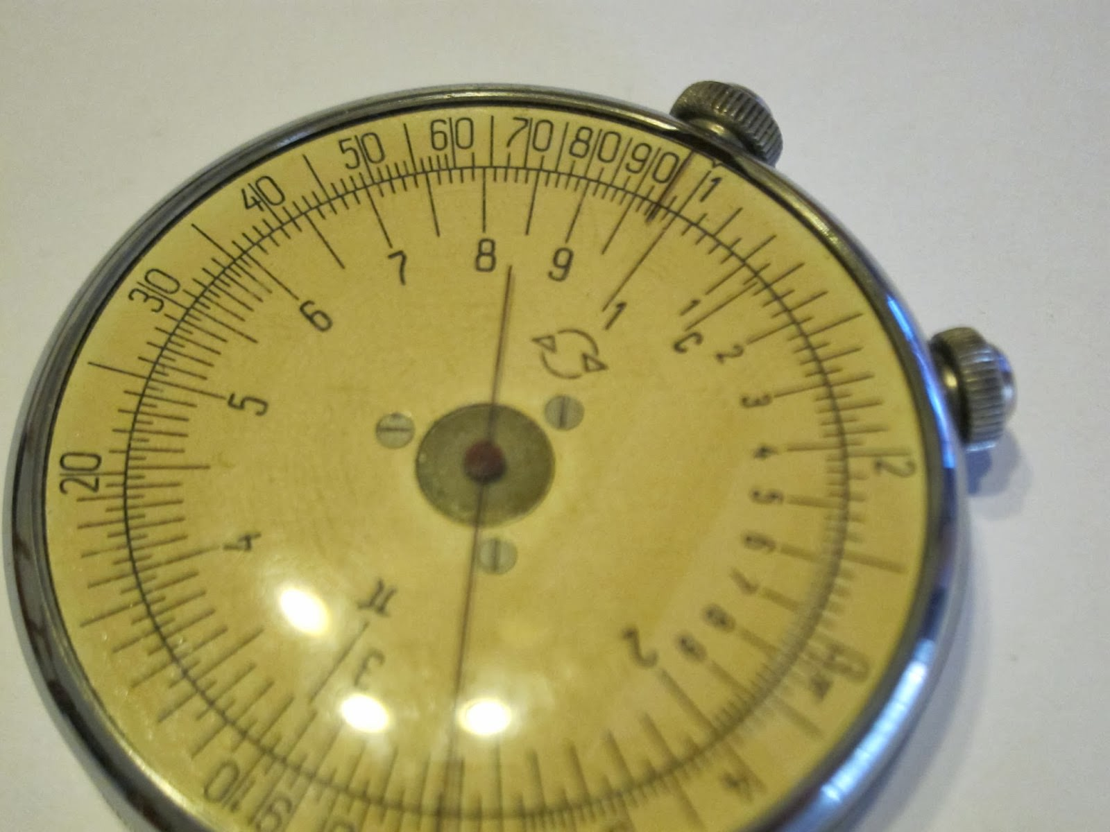 The image from My Russian KL-1 Circular Slide Rule (and a small intro to slide rules)