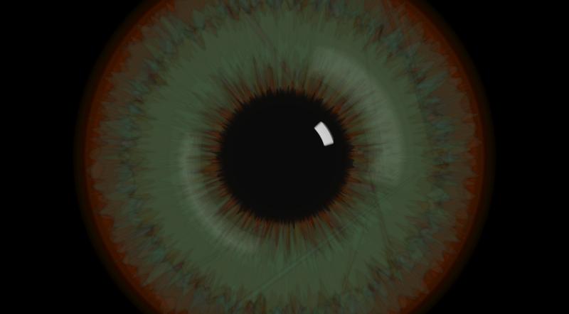 The image from Generative iris